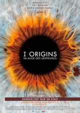 I Origins - Im Auge des Ursprungs - Poster
