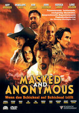 Masked and Anonymous - Poster