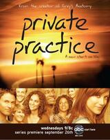 Private Practice - Poster