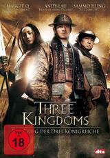Three Kingdoms: Der Krieg der drei Königreiche - Poster