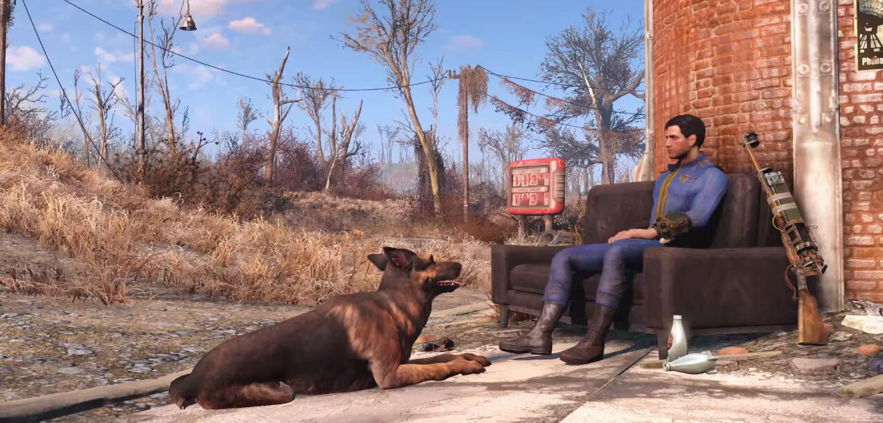 Dog Bed For Dogmeat