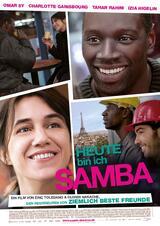 Heute bin ich Samba - Poster