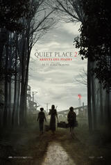 A Quiet Place 2 - Poster