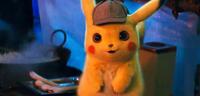 Bild zu:  Fröhlicher Detective Pikachu