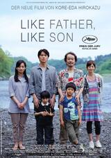 Like Father, Like Son - Poster
