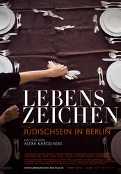 Lebenszeichen - Jüdischsein in Berlin Poster