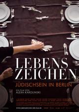 Lebenszeichen - Jüdischsein in Berlin - Poster