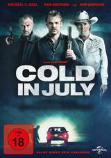 Cold in July - Poster