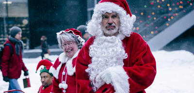 Bad Santa 2 mit Billy Bob Thornton, Kathy Bates & Tony Cox