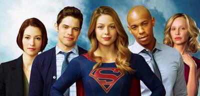Der Cast von Supergirl