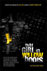 That Girl in Yellow Boots - Poster