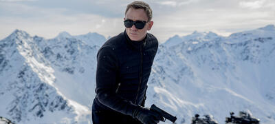 James Bond 007 - Spectre mit Daniel Craig