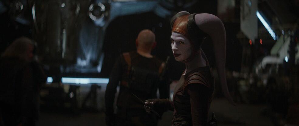 The Mandalorian, The Mandalorian - Staffel 1, The Mandalorian - Staffel 1 Episode 6 mit Natalia Tena