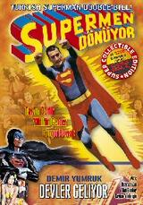 Turkish Superman - Poster