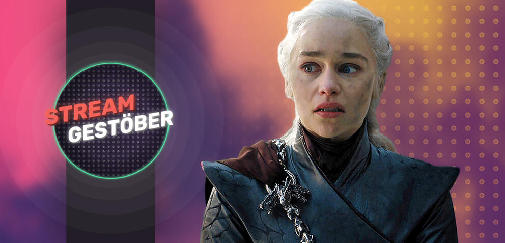 Game of Thrones: Daenerys Targaryen (Emilia Clarke) braucht keine Angst vor diesem Podcast zu haben