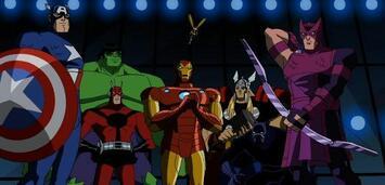 Bild zu:  Die Avengers rächen ab Februar auf Super RTL.