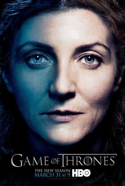Game of Thrones - Staffel 3 mit Michelle Fairley