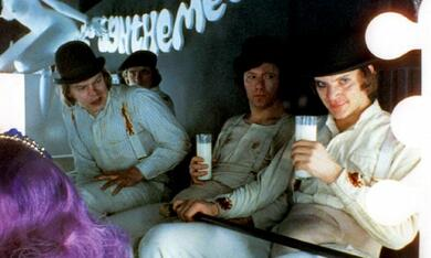 Uhrwerk Orange mit Malcolm McDowell - Bild 9