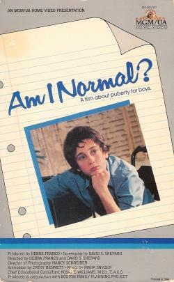 Am I Normal?: A Film About Male Puberty