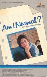 Am I Normal?: A Film About Male Puberty - Poster