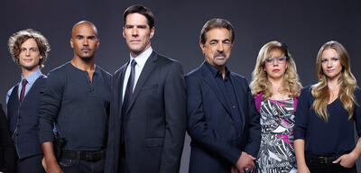 Der Main Cast von Criminal Minds