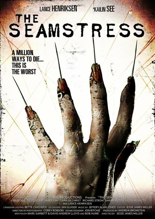 The Seamstress - Die Rache der Schneiderin - Bild 1 von 1