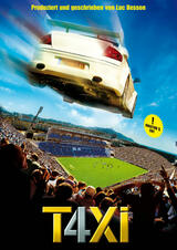 Taxi IV - Poster