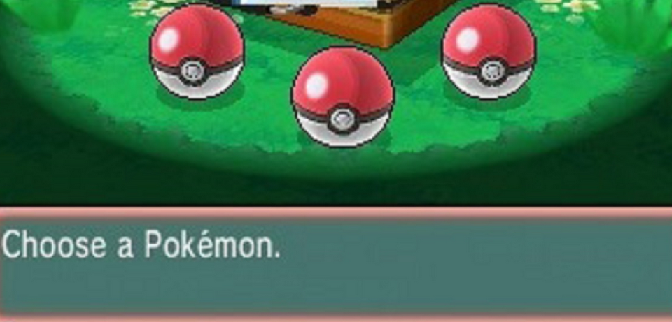 Und, welches Pokémon wählt ihr?