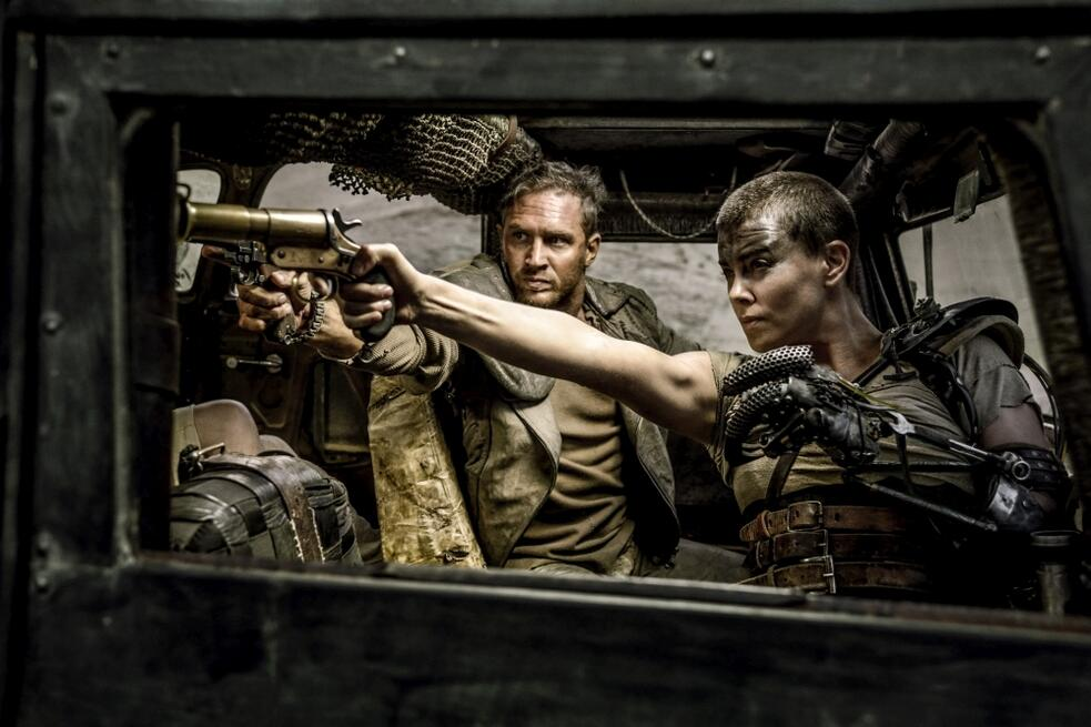 Mad Max: Fury Road Besetzung