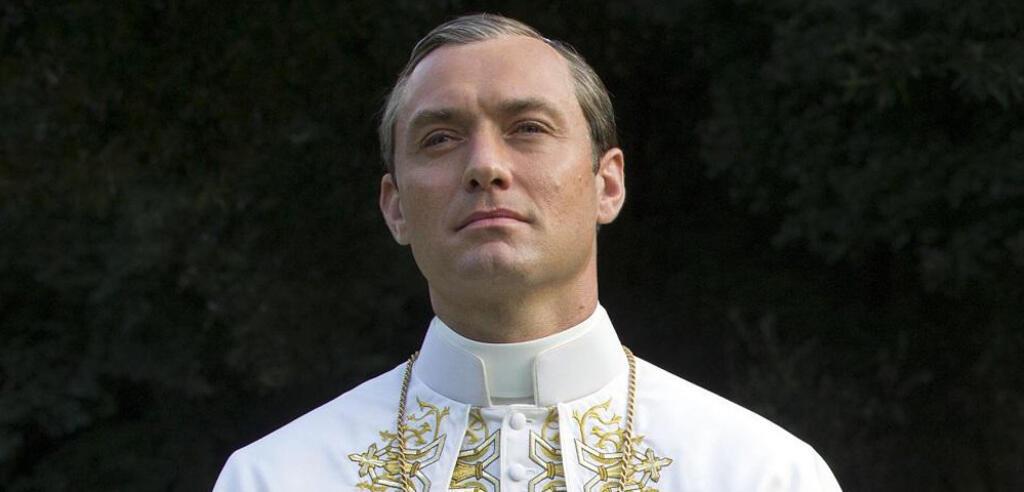 Jude Law in Der junge Papst