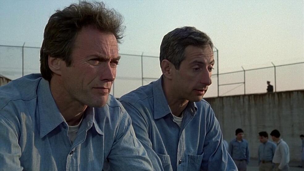 Flucht von Alcatraz mit Clint Eastwood