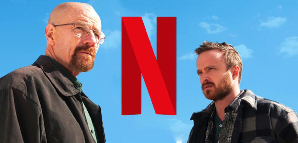 Breaking Bad bei Netflix