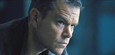 Matt Damon alsJason Bourne