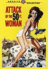 Angriff der 20-Meter-Frau