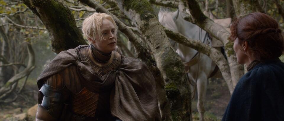 Game of Thrones - Staffel 2 mit Gwendoline Christie und Michelle Fairley