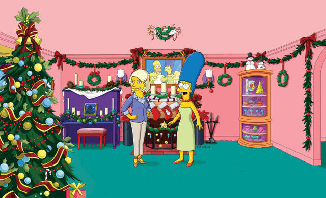 Die Simpsons - Staffel 22