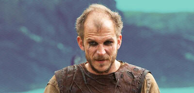 Vikings:Gustaf Skarsgård als Floki