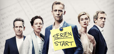 The Night Manager startet auf Amazon Prime Instant Video