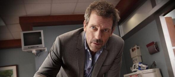 Hugh Laurie in der Serie Dr. House