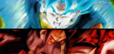 Vegetto Blue und Cumber