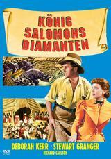 König Salomons Diamanten - Poster