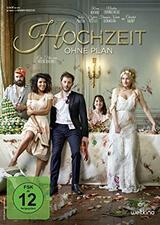 Hochzeit ohne Plan - Poster