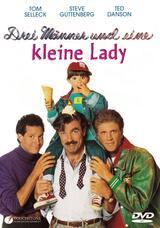 Drei Männer und eine kleine Lady - Poster