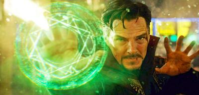 Benedict Cumberbatch als Doctor Strange