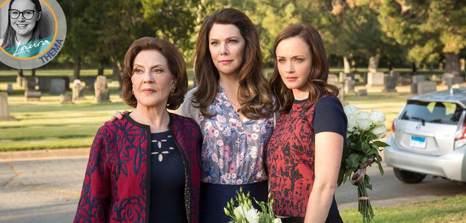 Gilmore Girls: A Year in the Life setzte die Geschichte der Gilmore-Frauen fort