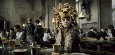 Evanna Lynch in Harry Potter und der Halbblutprinz