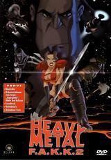 Heavy Metal F.A.K.K.2 - Poster