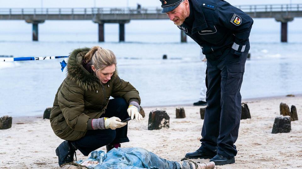 Strandgut - Der Usedom-Krimi mit Rainer Sellien und Rikke Lylloff