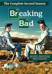 Breaking Bad Staffel 2 - Poster