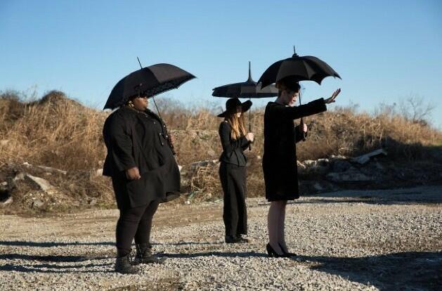 American Horror Story Staffel 3 mit Taissa Farmiga, Sarah Paulson und Gabourey Sidibe